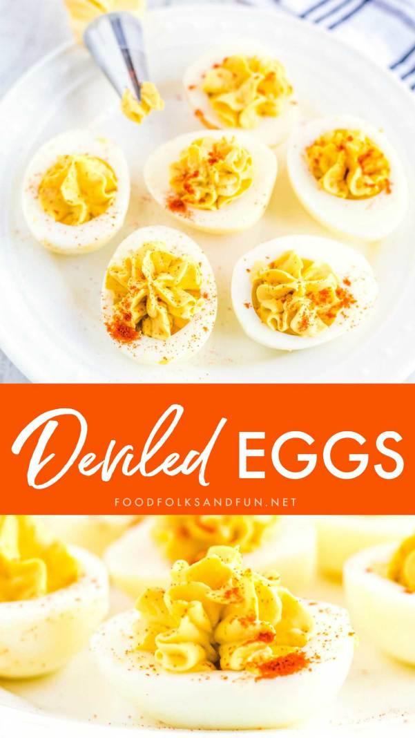 Best Deviled Egg Recipe