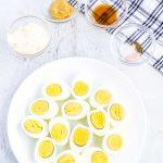 Deviled Eggs Recipe Step 1
