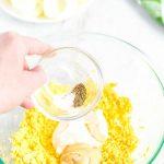 Egg Salad Sandwich Recipe Step 2