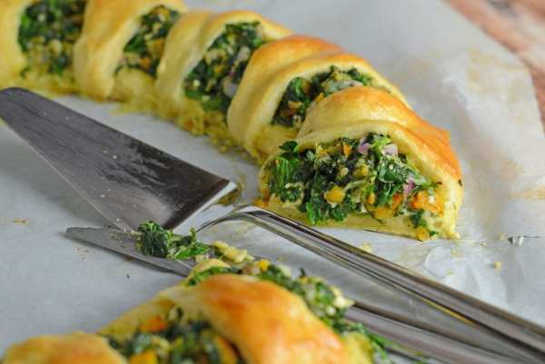 Brunch Crescent Ring