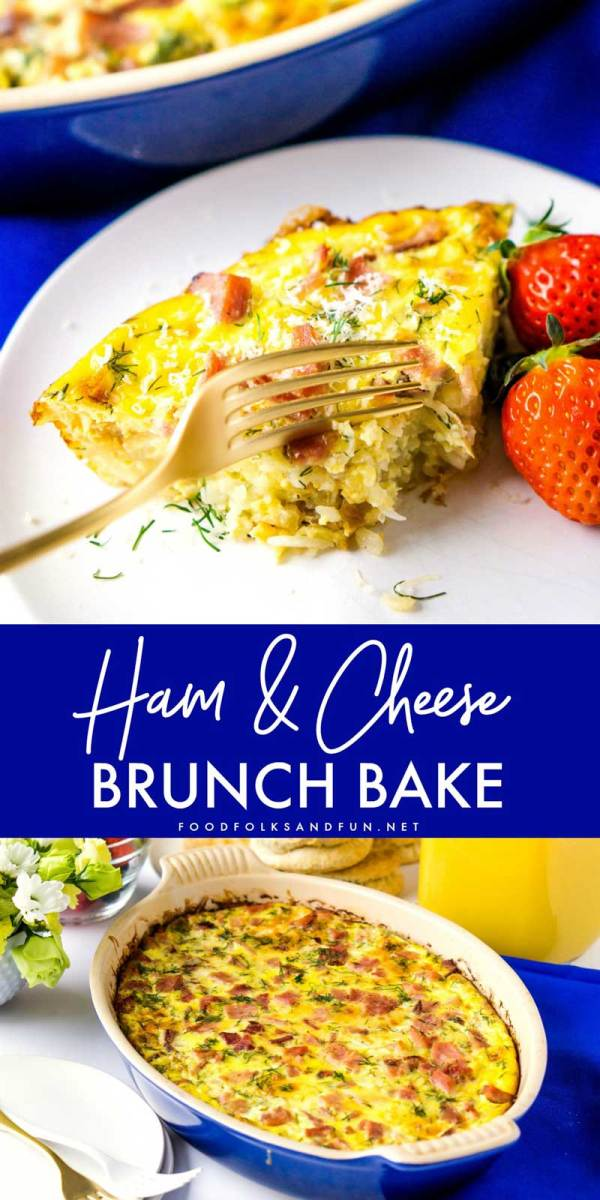 Brunch bake for Easter