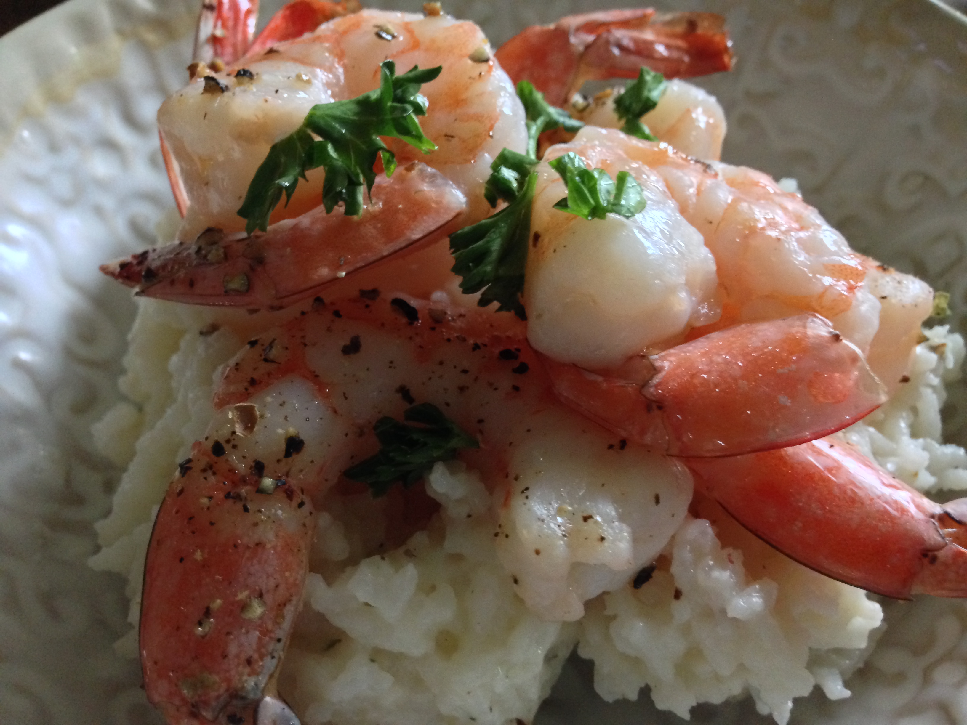 Tip of the Week! (The Very Best Way to Cook Shrimp)