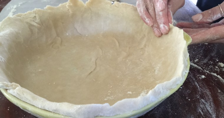 Best Friend's Perfect Pie Crust