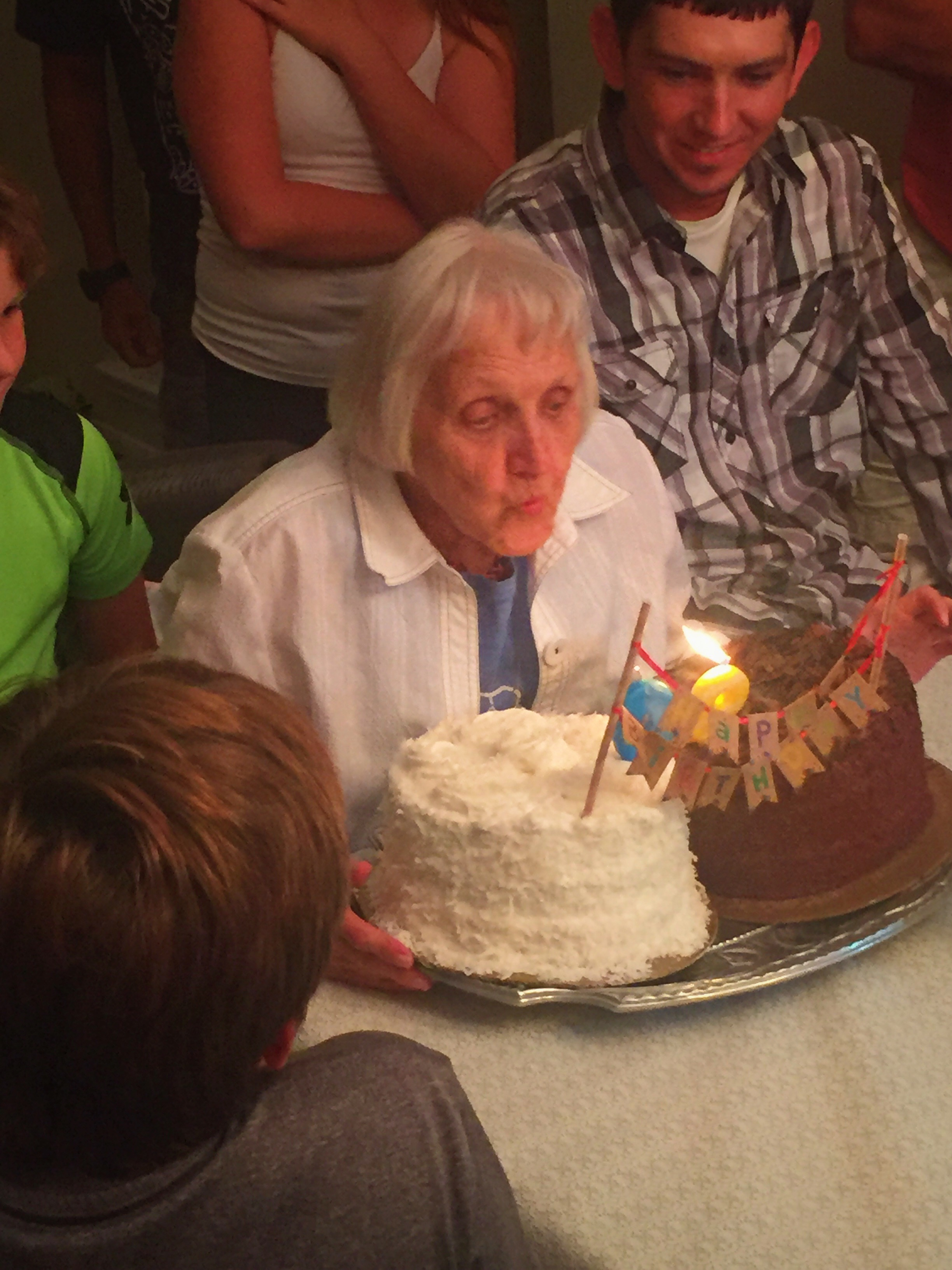 An Heirloom Recipe, a Bit of Life & a 90th Birthday!