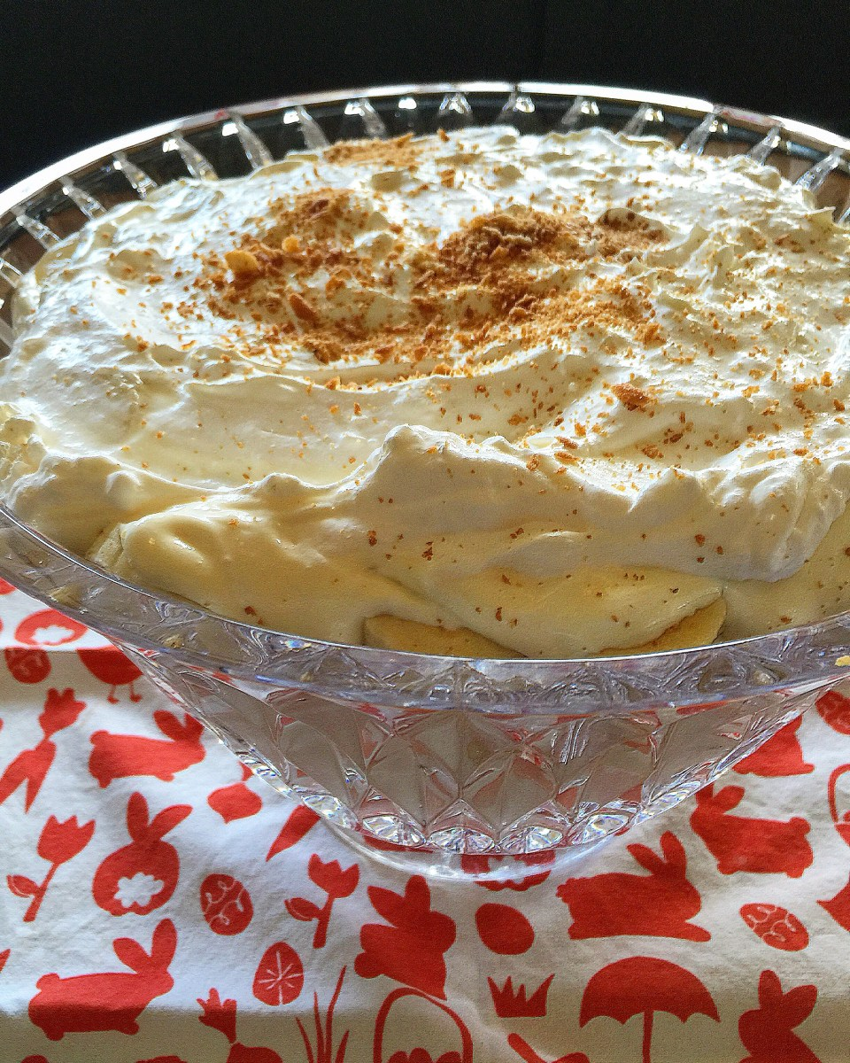 The LAST Banana Pudding You'll EVER make!