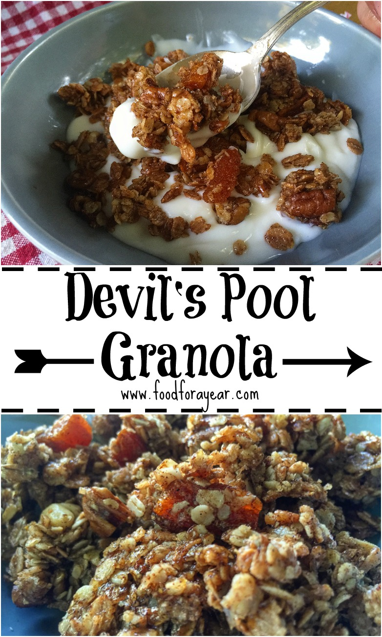 devils pool granola