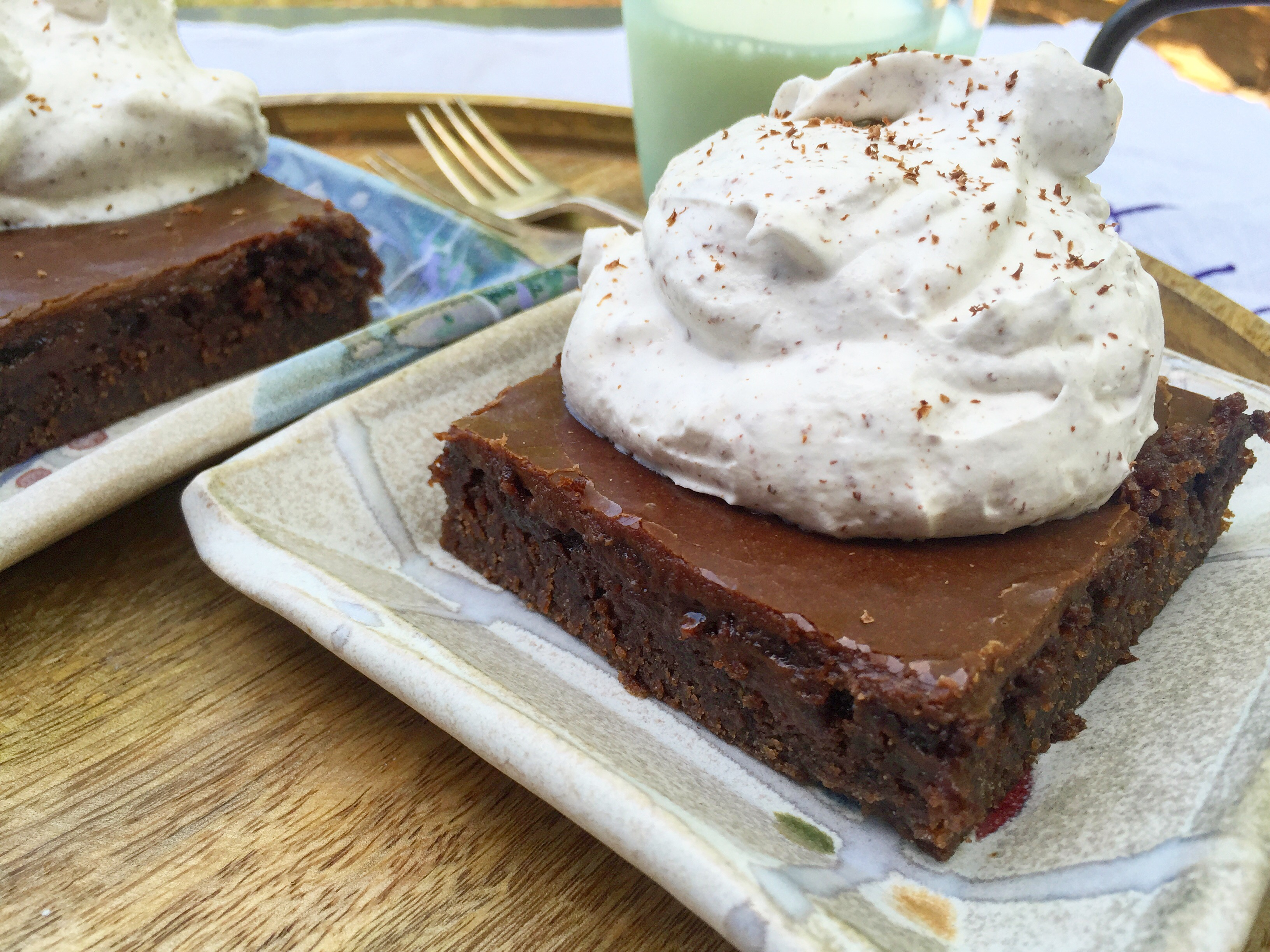 Chocolate Briefcase Cake :: a FFAY recipe for Sinkology