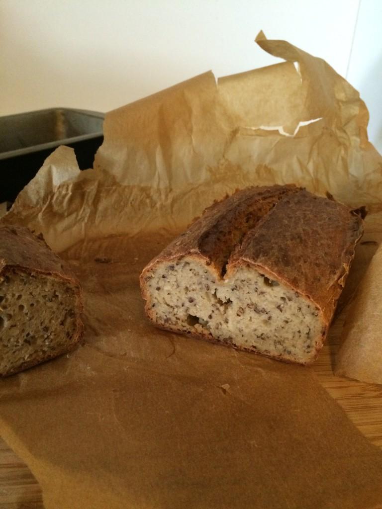 5 Minuten Brot