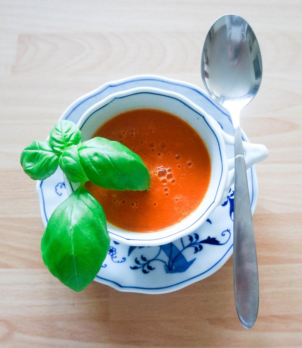 Die beste Tomatensuppe!