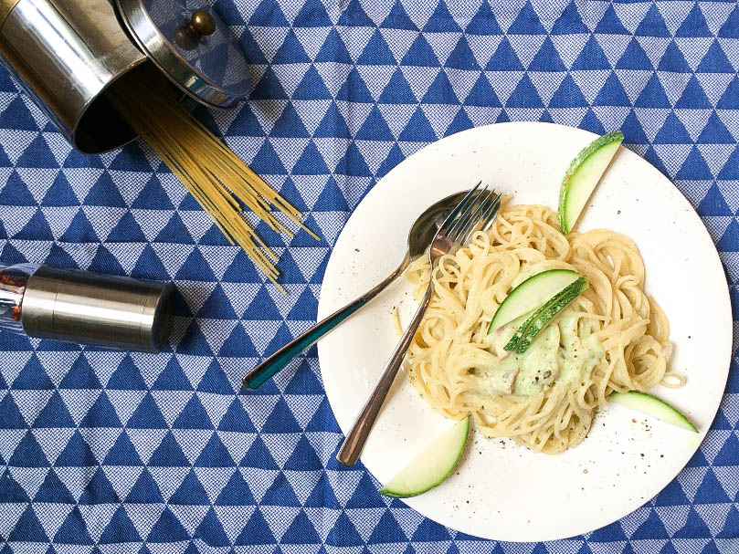 Spaghetti Zucchinara