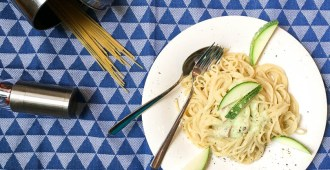 Spaghetti-Zucchini