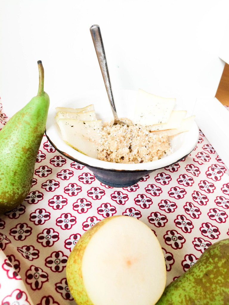 Quinoa Porridge 2