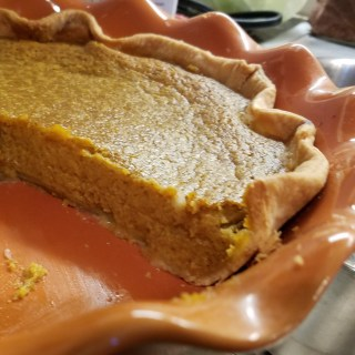 Pumpkin Is Everywhere - It All Started With Pie!