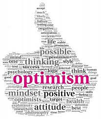 Optimism - There is a good side
