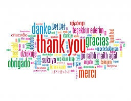 Thank you (languages)