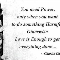 "Favorite Quotes of ""Food for the Spiritual Soul"" - Charlie Chaplin"