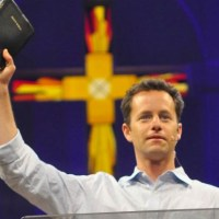 """Why does God let bad things happen to good people..."" -Kirk Cameron, from his upcoming movie ""Unstoppable"""