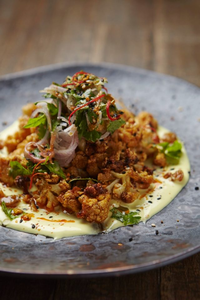 Drift - Moroccan Spiced Cauliflower