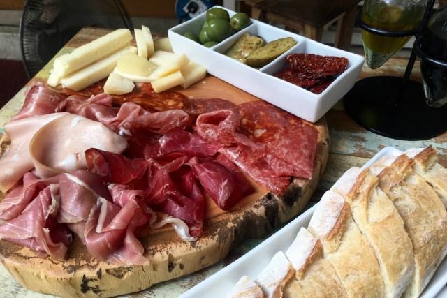 Antipasti Platter | Bottega Medditerreana | Food For Thought