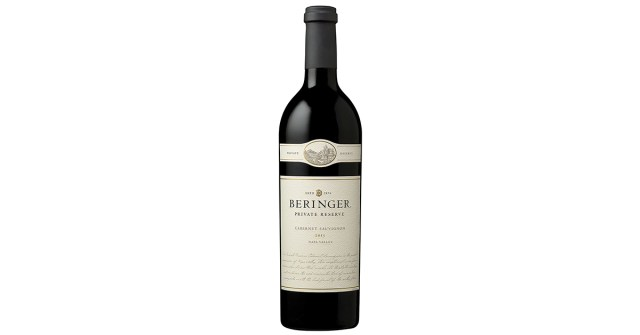 Beringer 2012 Private Reserve Cabernet Sauvignon | Treasury Wine Estates | Food For Thought