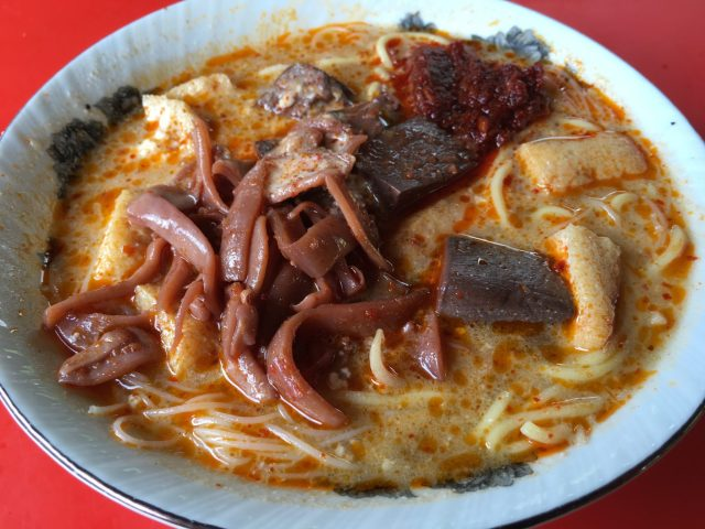 Best Curry Mee in Penang | Penang Food Guide | Food For Thought