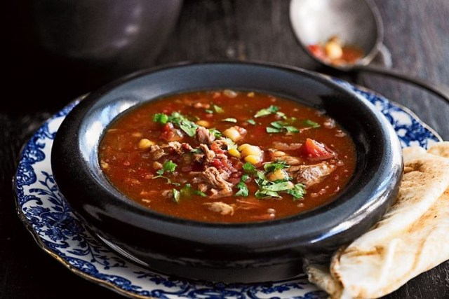 Moroccan Harira | Food For Thought | Image courtesy of Delicious.com.au