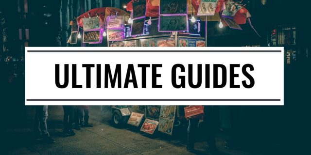 Ultimate Guides | Food For Thought