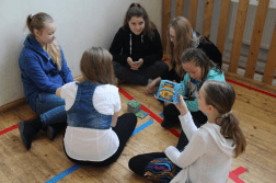 Board Games providing information on different countries of the world.