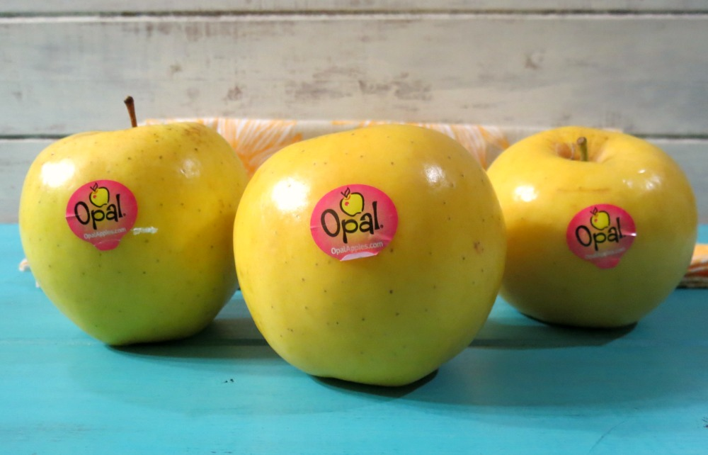 Opal Apples!  Vote for Garden Clubs and Food Forests!