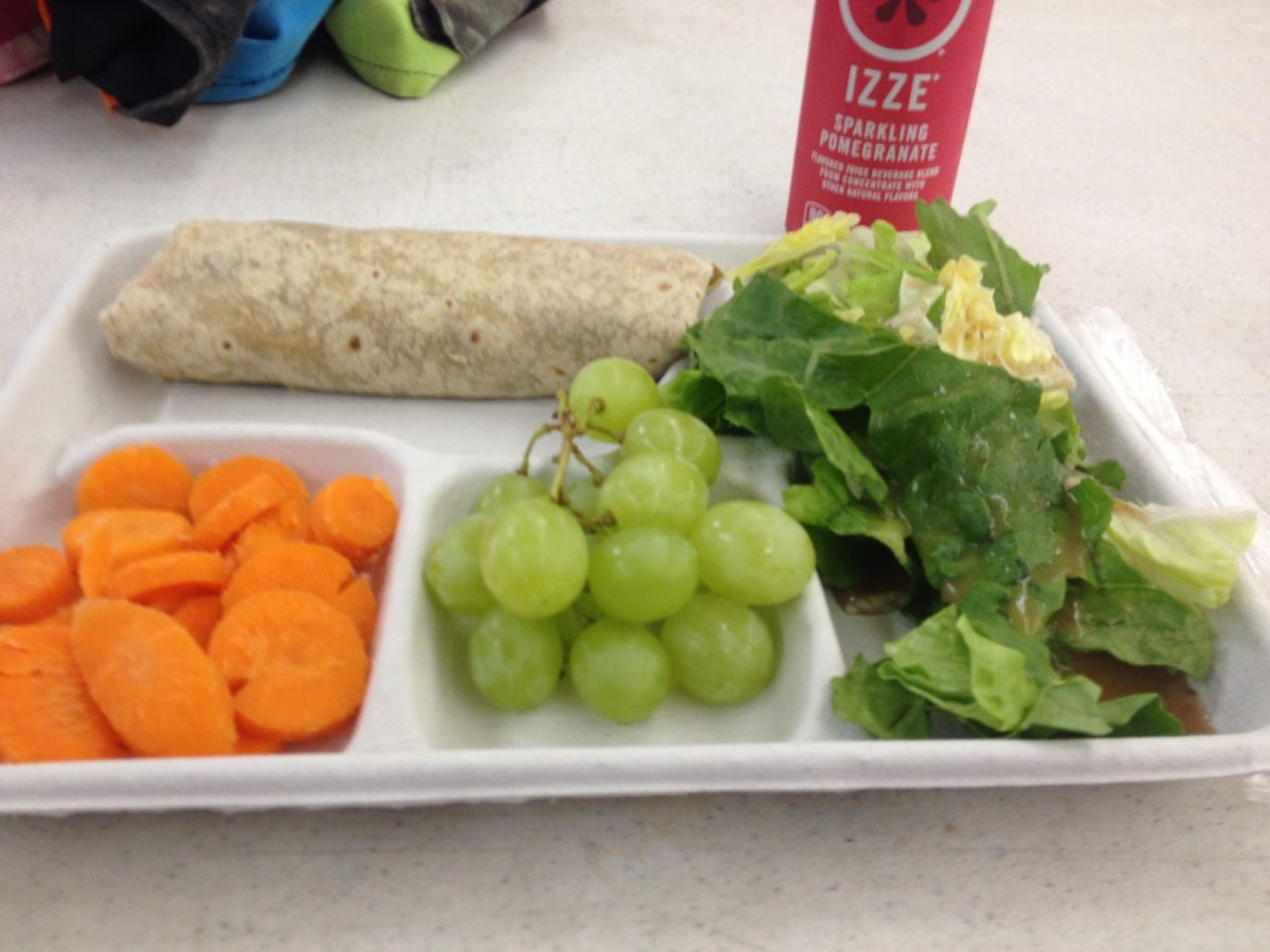Ojai School Lunch Monitor 2015-16 #6