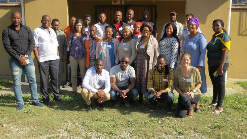 Eastern Cape Match Making event participants