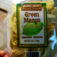 Buy This! Dried Green Mango