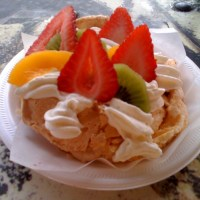 Pavlova ~ Sweet Carrie's Dessert Shop