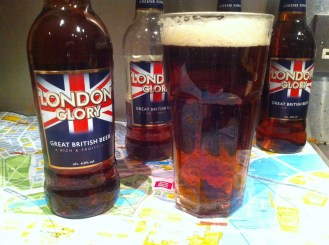 Not actually London made, but London drunk