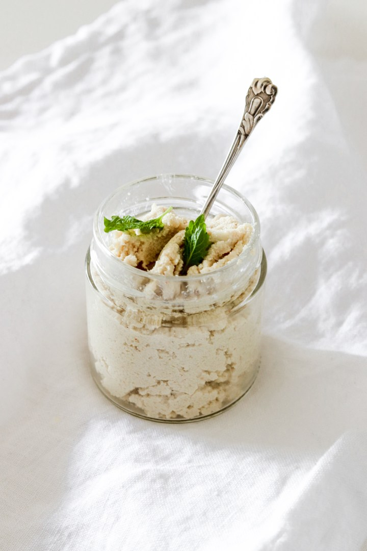 Vegan Ricotta (Cauliflower & Tofu Based)