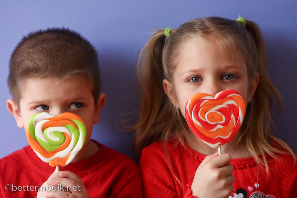 Lollipop Valentine 3