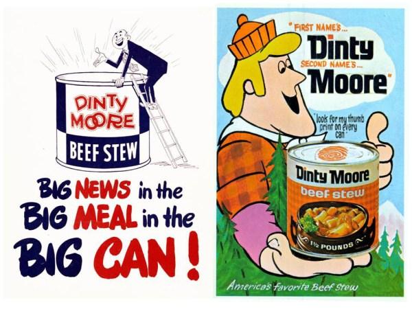 Vintage Dinty_Moore_ads