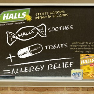 Halls allergy Wellness