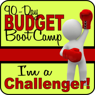 Boot Camp Challenger Button