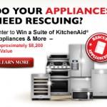 Kitchen Aid sweepstakes