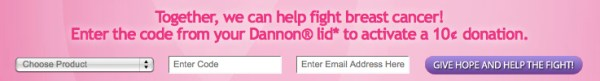 help fight breast cancer