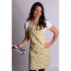 tagya yellow apron