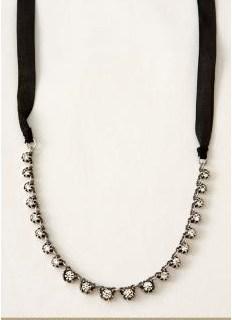 Stella & Dot ava cupchain necklace