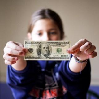 Teaching Kids the Spirit of Giving, Not Receiving