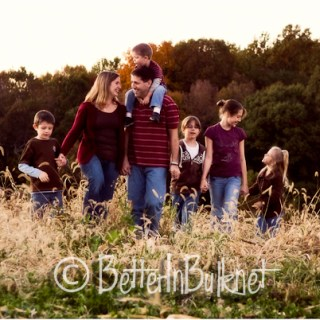 parenting tips from a mom with a large family