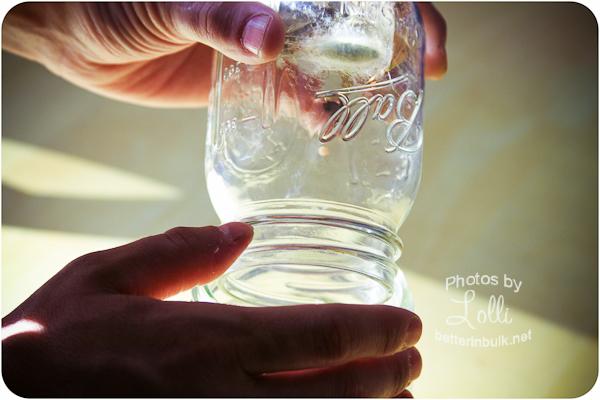 Mason gets a new jar