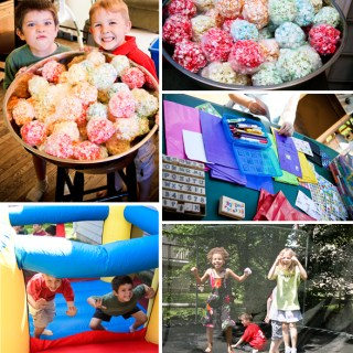 Birthday Party Madness! Wordless Wednesday