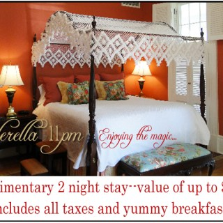 Featured: Governor's House Inn Giveaway