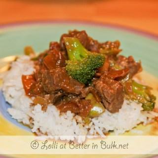 Beef and Broccoli Crockpot Recipe