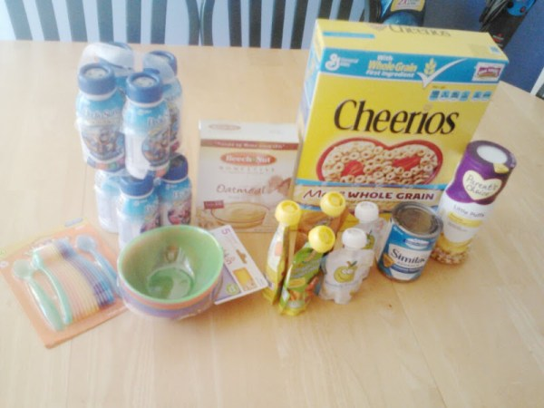 Our Abbott Snack Pack